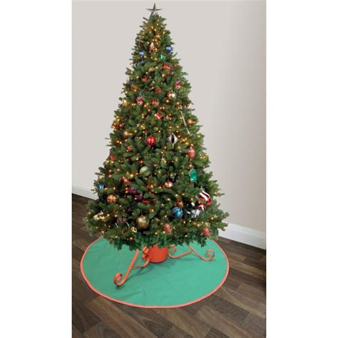 christmas tree stands available from interior landscaping