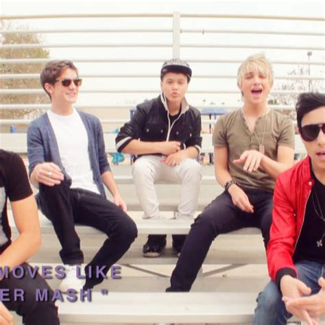 Like A Rock Band Mashup by Im5 Quot Like Jagger Pyt Mashup Quot By Im5band Im5