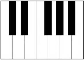 blank keyboard template blank piano keyboard template www imgkid the image