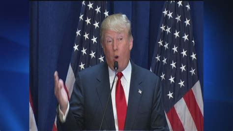 donald trump is running for president in 2016 donald trump discusses his 2016 presidential run with
