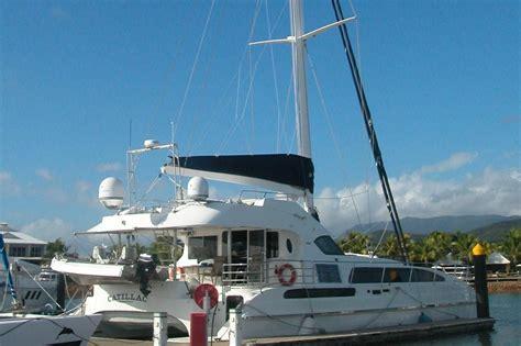 bureau veritas darwin 2006 catamaran sailing 65 sail boat for sale www