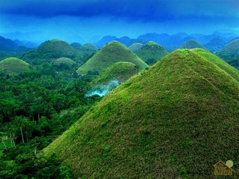 buro l chocolate mountains in bohol philippines philippines
