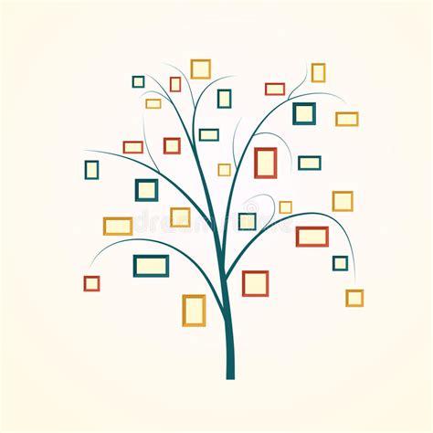 Family Tree Design Stock Vector Illustration Of Frame 65923764 Family Tree Concept Illustration Vector