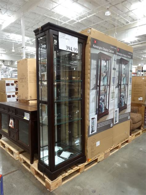 pulaski cambridge sliding door cabinet pulaski kensington display cabinet