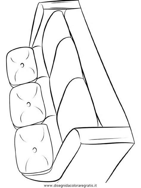 disegno divano disegno divano94 da colorare