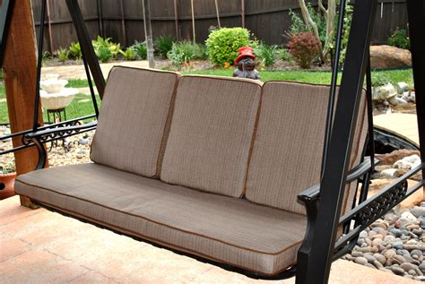 outdoor furniture chair cushions replacement outdoor swing replacement cushions image mag