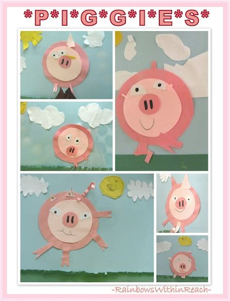 Dust Pluggy Piggy Pig 17 best images about the three pigs on wolves activities and predictions