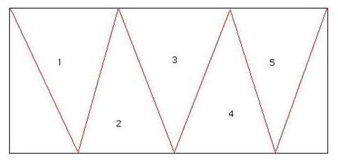 pattern for triangle banner banner triangle template clipart best