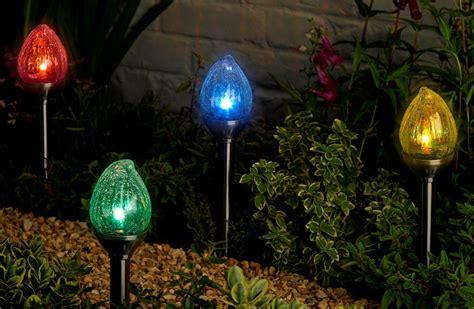 aquascape bubble light smart solar crackle flame lights set of 4 119 99
