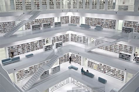stuttgart library picture of the day inside the stuttgart city library