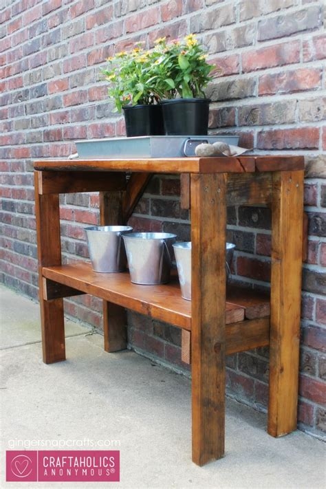 easy to make outdoor benches craftaholics anonymous 174 simple garden bench