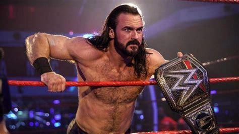 page   potential opponents  drew mcintyre