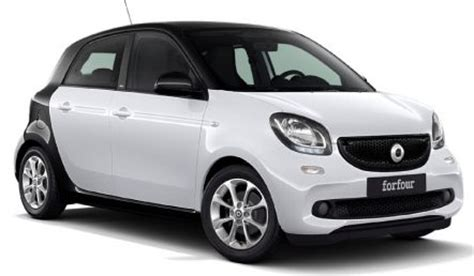 smart car lease contract hire and smart car leasing offers