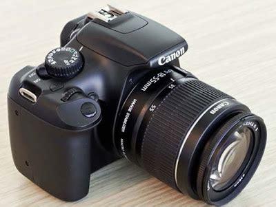 Kamera Canon Eos Seken daftar harga dslr canon eos bekas seken