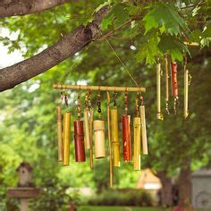 Eco Bamboo Wind Chime by 1000 Images About Diy Wind Chime Ideas On