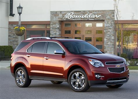 2010 chevy vehicles 2010 chevrolet equinox best chevy suv the car family
