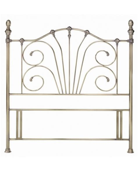 vintage brass headboard rebecca antique brass headboard bentley designs