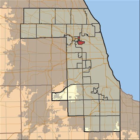 Records Cook County Il Norwood Park Township Cook County Illinois
