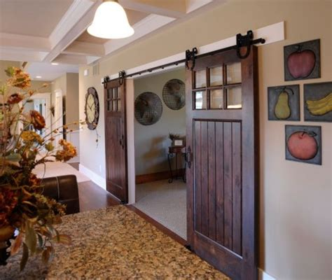 interior barn style sliding door sliding barn doors for unique interior design ideas