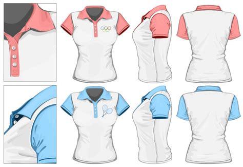 vector clothing templates clothes template design vector 06 vector free