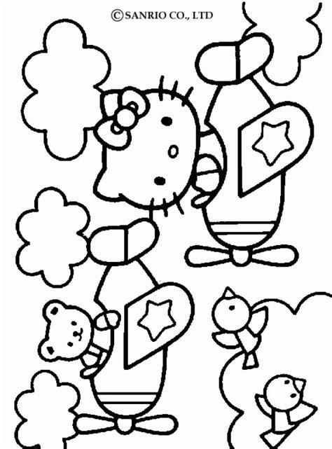 hello kitty mothers day coloring pages hello kitty coloring pages kids coloring home