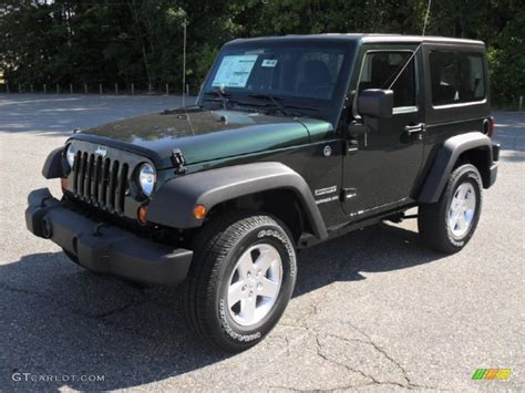 jeep sport green 2012 natural green pearl jeep wrangler sport s 4x4