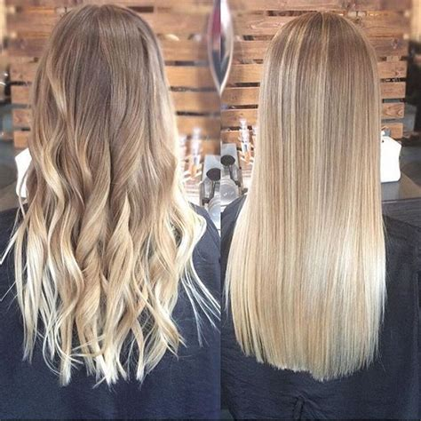 blonde balayage highlights straight hair 25 best ideas about balayage straight hair on pinterest