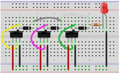 breadboard circuit circuit without breadboard 28 images pololu 400 point breadboard can i use atmega328p