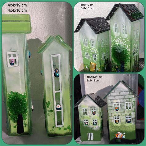Glas Schmelzen Zu Hause by Houses Fused Glass Glas Holzh 228 Uschen Und