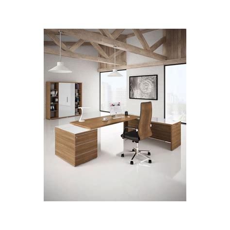 bureau de direction design bureau direction design kara avec retour mobilier de bureau