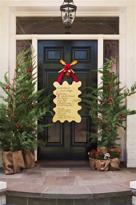 poinsettia on porch 5 ideas to decorate your front porch at this year interior design