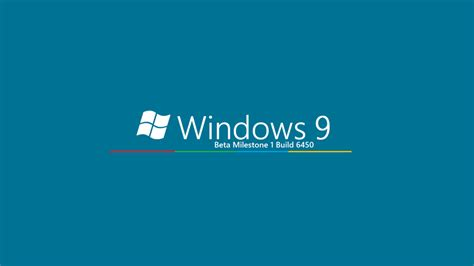 wallpaper master for windows 10 windows 9 beta m1 concept wallpaper by theradiationmaster
