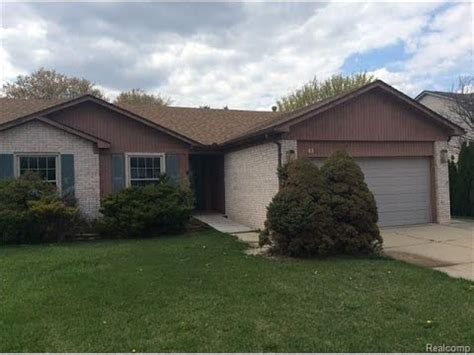 clinton township michigan house for sale 41585