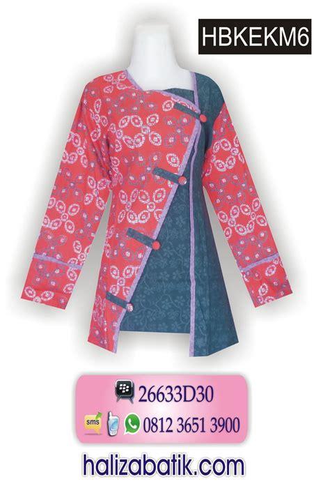 Baju Atasan Wanita Batik Tunic 5 187 best blus batik pekalongan model atasan wanita images on