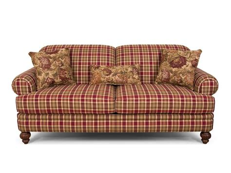 country plaid couches sofa 2545 call us for pricing and availability 706