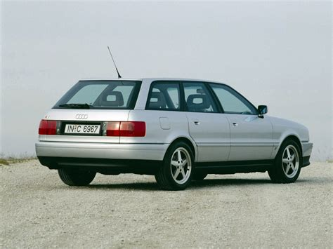 Audi S2 Avant by 1992 Audi S2 Avant Pictures Information And Specs