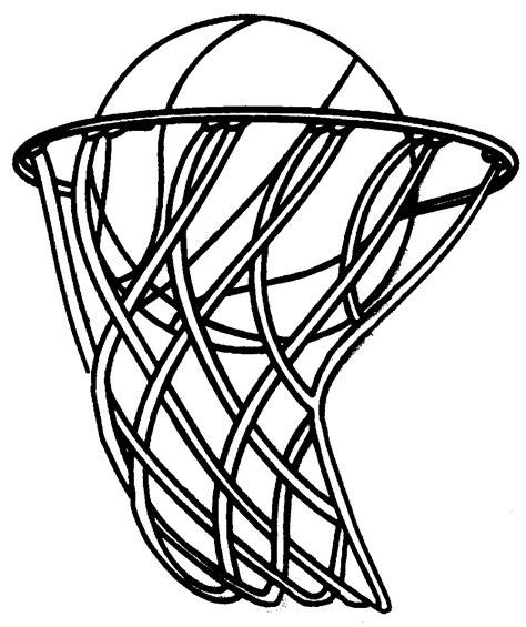 basketball pictures to color free basketball clip art black and white basketball clip