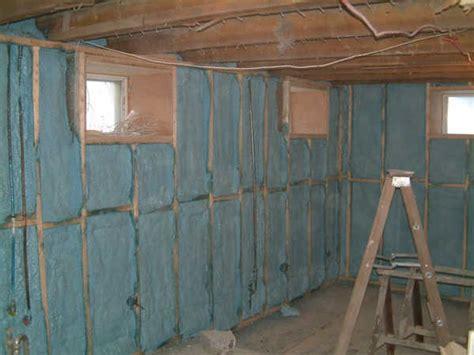comment isoler un sous sol de maison 4068 isolation des sous sol cave une isolation par l