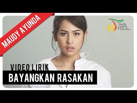 text biography maudy ayunda video klip lagu maudy ayunda galeri video musik