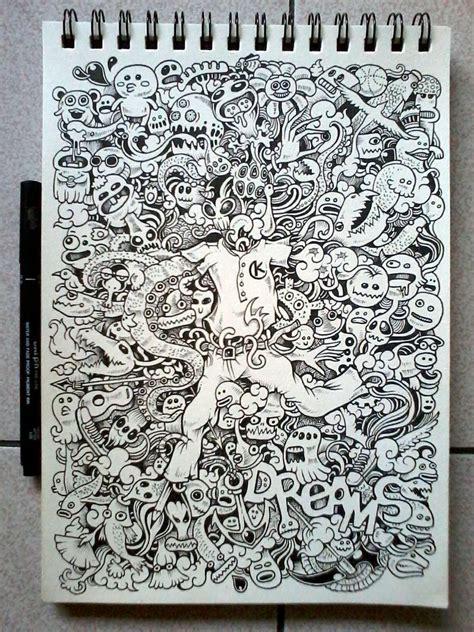 doodle dreams by kerbyrosanes on deviantart