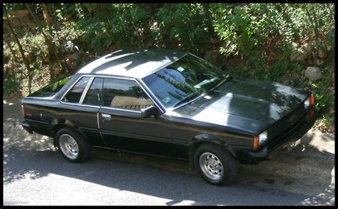1982 Toyota Corolla Hatchback 1982 Toyota Corolla Te71 Coupe By Mister Lou On Deviantart