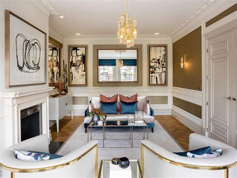 Chandelier Trees Inside Surrey S Alderbrook House That Scooped Gold In