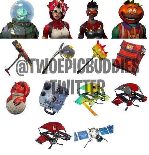 what fortnite skins are out leaked fortnite skins dataminers find tomato faces and