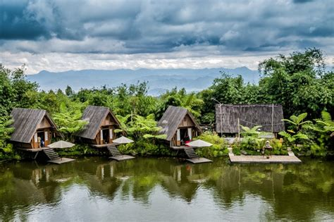 Small Cabins 9 interesting things to do in bandung indonesia