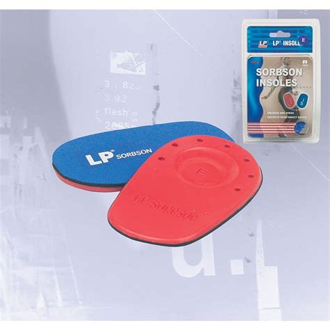 Sorbson Insoles Lp 312 lp sorbson heel pads sports supports mobility healthcare products