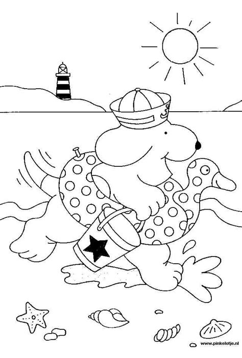 coloring pages spot the dribbel kleurplaten