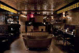 bathtub gin menu bathtub gin a hidden speakeasy in the heart of new york