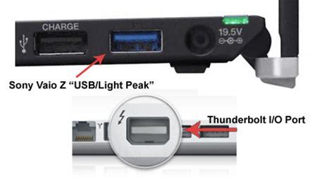 thunderbolt on pc intel brings thunderbolt to windows pc s allgeek media