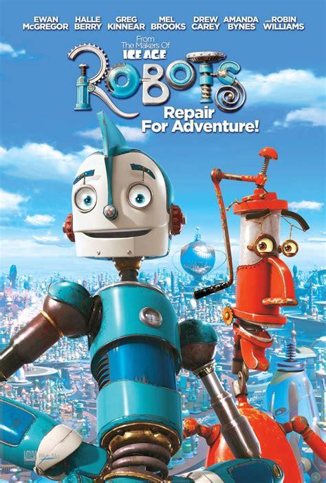 film cartoon robot robots movie toys