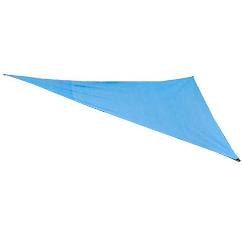 king canopy canopies 10 ft w x 10 ft d blue triangle sun
